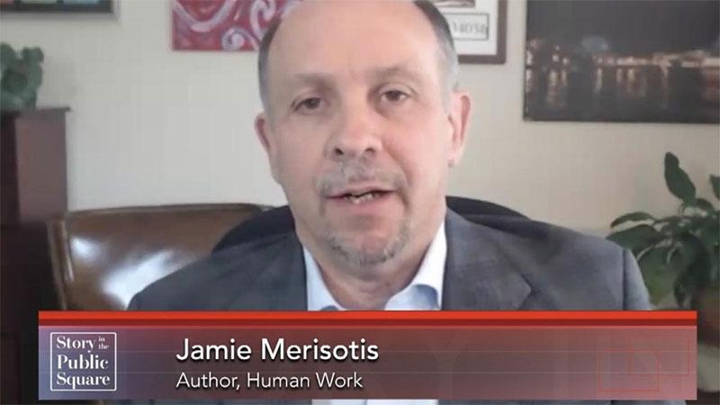 Jamie Merisotis, still from video